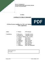 Best Practice Guide CFD 1