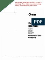 Onan DL4 900-0336