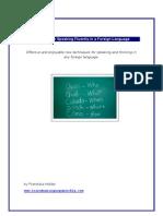 Fluency Secrets Special Report