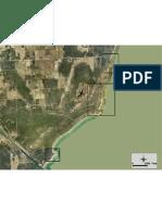 Overview Map - Phragmites Sites on LFPR