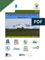 Diagnostico de Los Recursos Hidricos de La Region Cusco