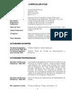 Curriculum RMR CESA