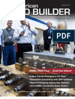 2011 The American Mold Builder - Summer