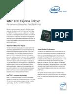 Intel x38 Series3 Chipset