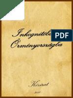 Inkognitóban Örményországba