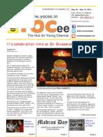 YOCee E Paper Aug. 5 - 18, 2011