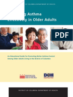 Managing Asthma  Effectively in Older Adults