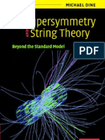 Super Symmetry and String Theory Dine