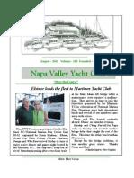 August 2011 NVYC Newsletter