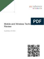 Jisc Mobile Review
