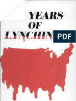 100 Years of Lynchings by Ralph Ginzburg PDF November 23 2010-10-58 Pm 4 4 Meg