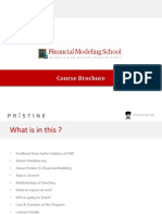 Financial Modeling b3 Brochure v2