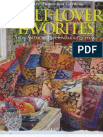 Quilt Lover Favorites