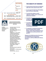 RMD Kiwanis Convention