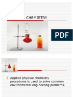 Physical Chemistry Lina 2009