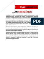 Plan energético - Ricardo Alfonsin 2011