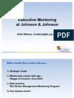HildeWillems - Executive Mentoring at Johnson & Johnson