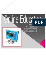 On Line Education
