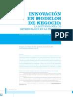 EAFIT Innovacion Modelo Negocio