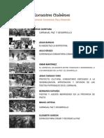 CARNAVAL, CONVIVENCIA, PAZ Y DESARROLLO