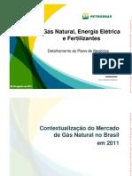 Plan Gas Energia 2011 2015 Petrobras