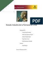 Estudio Industria de La Farmacia en Chile