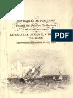 A History of Shipwrecks & Disasters at Sea Vol 1 - C Redding