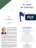 Brochure Traite de Lisbonne