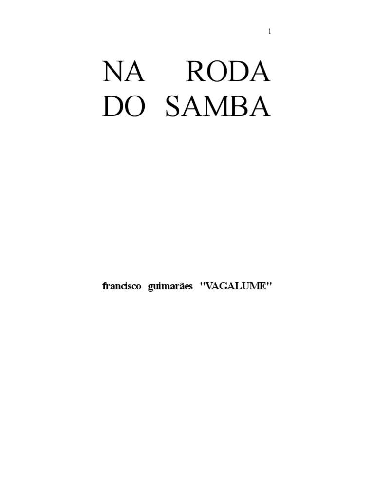 Na Roda Do Samba  Por   Vagalume   - 1933  26aedb9bc59
