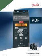VLT Micro Drive Esp