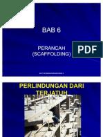 UNIT 6- Perancah