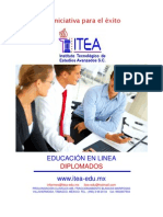 Itea-Oferta Educativa - Diploma Dos
