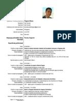 CV Bruno Fragoso - Agosto 2011 [PT]