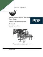 International Space Station Evolution Data Book Vol II Evolution Concepts Rev A