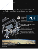 Living Together in Space the Design and Operation of the Life Support Systems on the International Space Station