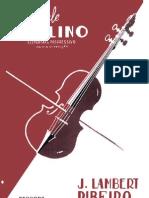 Lambert Ribeiro - Método de Violino