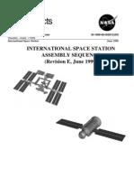 NASA Facts International Space Station Assembly Rev E June 1999