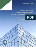 NIBS Guideline 3 - 2006