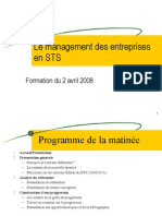 managementEntreprisesSTS