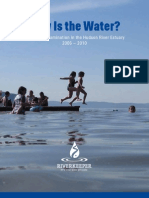 River Keeper Report on Hudson River Sewage