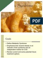 Earwood - Metabolic Syndrome