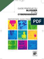 Guide du Blogger Cyberdissident