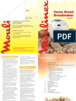 36578682 Bread Maker Recipe Book