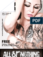 Ink Atlanta Magazine August 2011