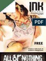 Ink Atlanta Magazine July 2011