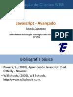Javascript - Avan€¦çados