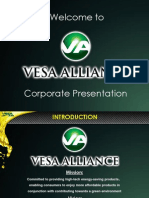 Vesa English Presentation - Final