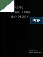 Traffic Engineering Handbook - 540 Pgs