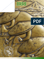 IRRI Annual Report 2008
