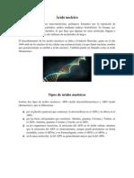 Ácido nucleico lab. bio
